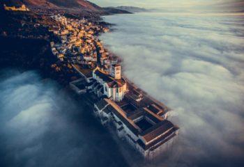 Drone Yarışmasında Ortaya Çıkan Muhteşem Fotoğraflar
