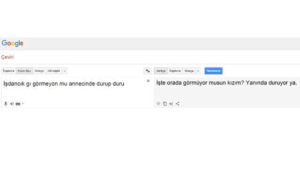 google trans