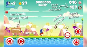 Afyon'un Mobil Oyunu: Gayınna!