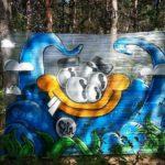 Amazing Graffiti Artist! EFAS