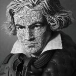 "Amazing Art 3D ""Beethoven"""