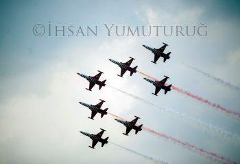 Türk Yıldızları'nın Muhteşem Gösterisinden Muhteşem 20 fotoğraf