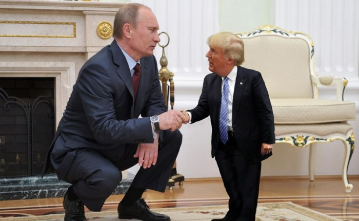 Most Funny Trump Photoshops