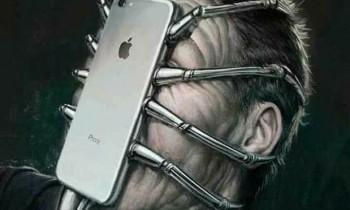 Günümüz Telefon Bağımlılığını Anlatan Birbirinden Anlamlı Karikatürler