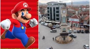 Super Mario'nun Aslen İtalyan Değil, Afyonkarahisar Emirdağlı Olması