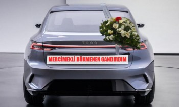Yerli Otomobil TOGG Afyon'a Gelince :D