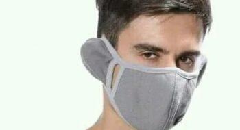 Maskede Kış Modası